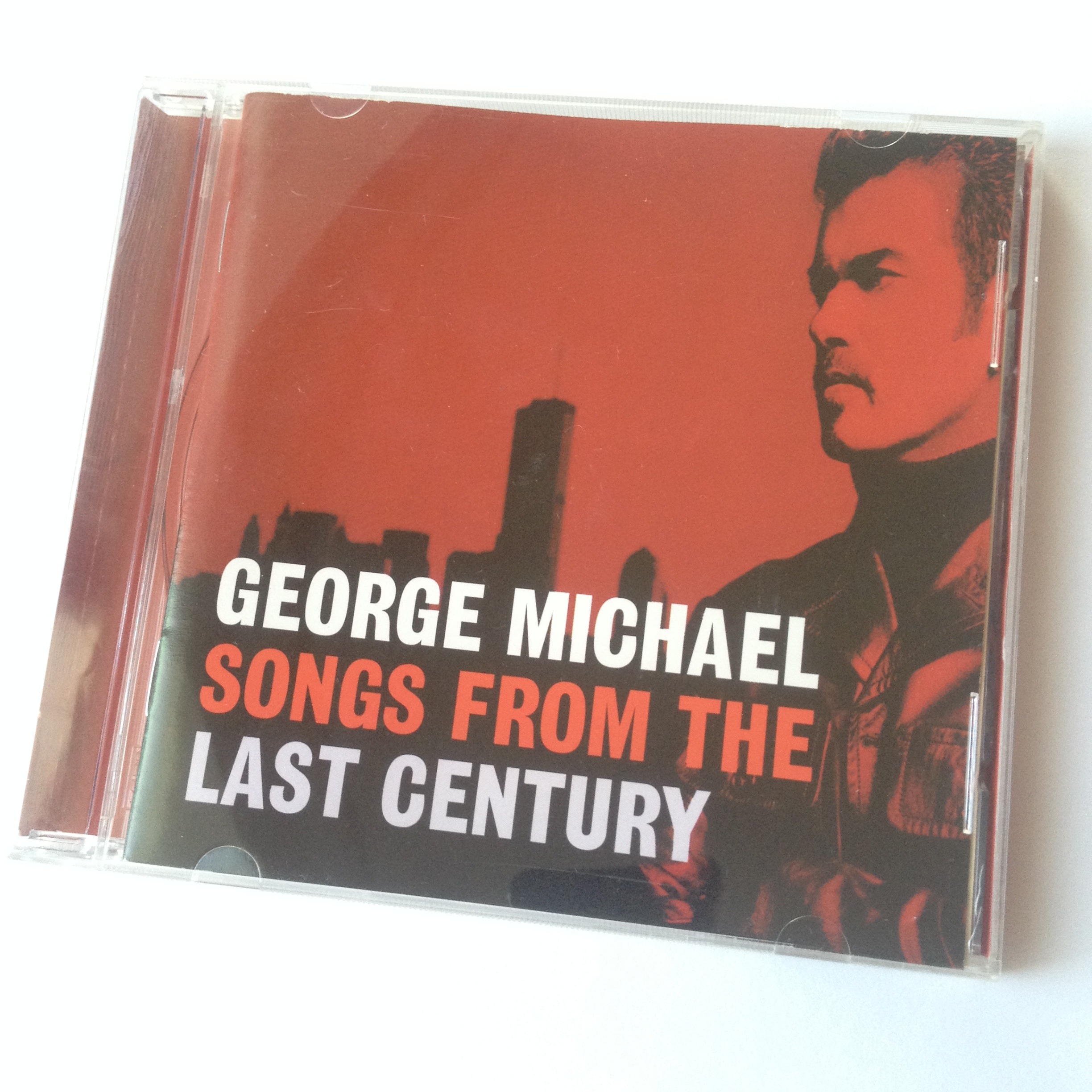 картинка George Michael - Songs from the last century от магазина artKraina.com