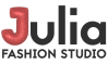 Logo Julia Fashion Studio
