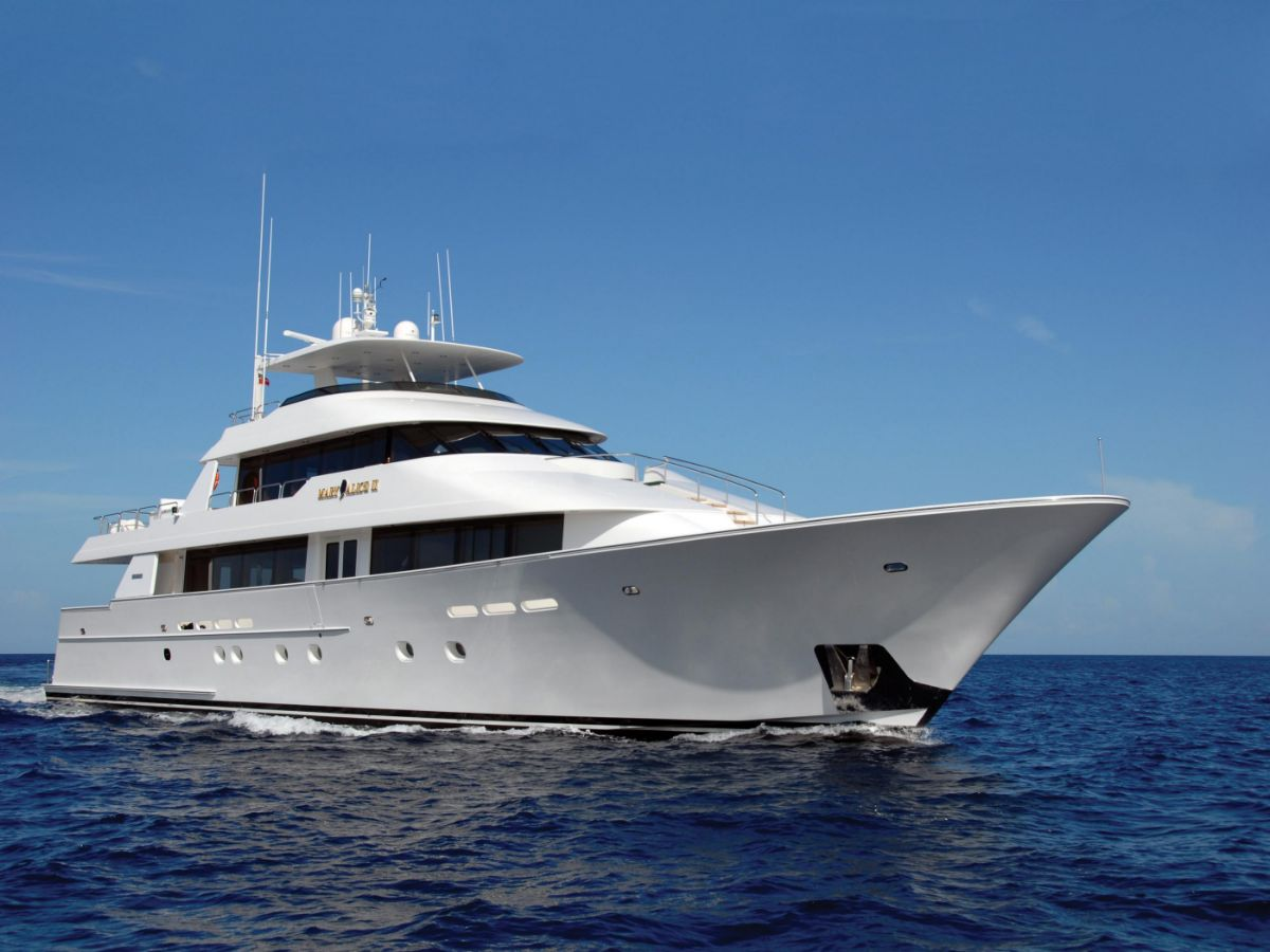 Luxury Yachts Charters 2019 - Charter Yacht Online